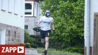 Unter Neo-Nazis - Schläger verfolgen Journalisten | ZAPP | NDR