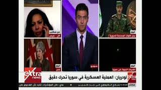 الآن  لودريان: العملية العسكرية في سوريا تحرك دقيق