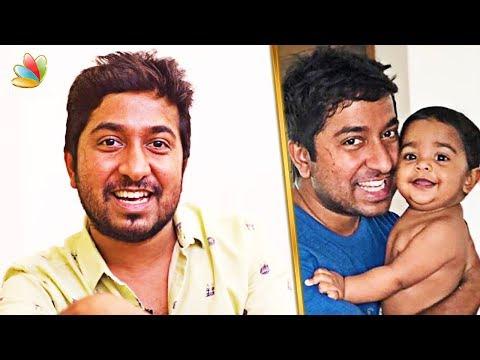 മകന്റെ  വിശേഷങ്ങളുമായി വിനീത് | Vineeth Sreenivasan Interview | Aravindante Adhithikal