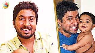 മകന്റെ വിശേഷങ്ങളുമായി വിനീത് Vineeth Sreenivasan Interview Aravindante Adhithikal