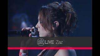 Gambar cover Zaz - On s'en remet jamais [Songkick Live]
