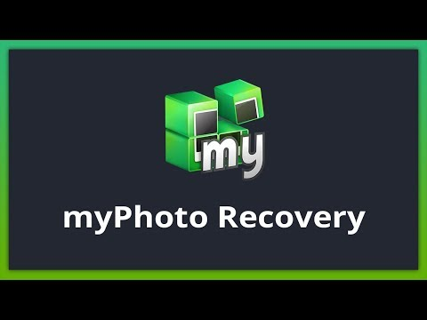 myPhoto Recovery - Recover your photos in 3 steps [SysDev Laboratories]