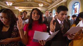 Bienvenue chez vous au Canada – Célébrer la citoyenneté canadienne