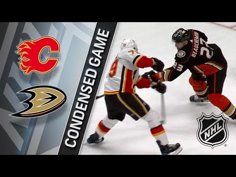 Calgary Flames vs Anaheim Ducks – Dec. 29, 2017 | Game Highlights | NHL 2017/18. Обзор матча
