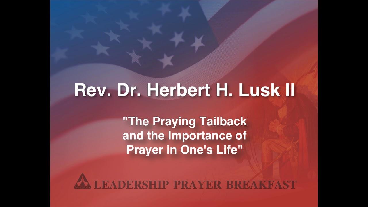 Rev  Dr  Herbert H  Lusk, II,