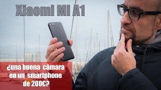 Xiaomi Mi A1 ¿Puede un smartphone de 200€ tener una buena cámara?