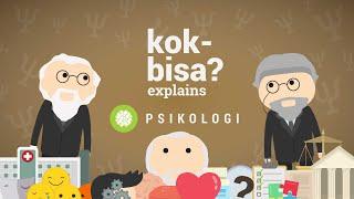 Psikologi: Mengungkap Rahasia Terdalam Otak Manusia - 🧠 Kok Bisa Explains - Episode #8