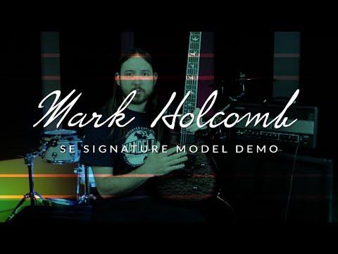 SE Mark Holcomb Demo   PRS Guitars