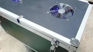 슈퍼VR 이동형 UV 살균 캐리어
