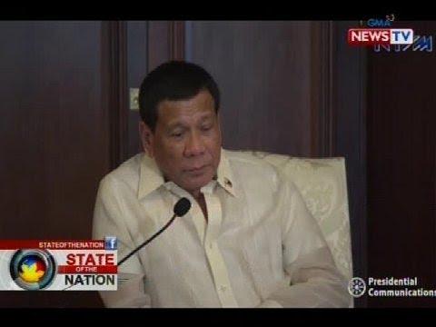 SONA: Pres. Duterte, nagbantang sisibakin ang mga taga-MWSS