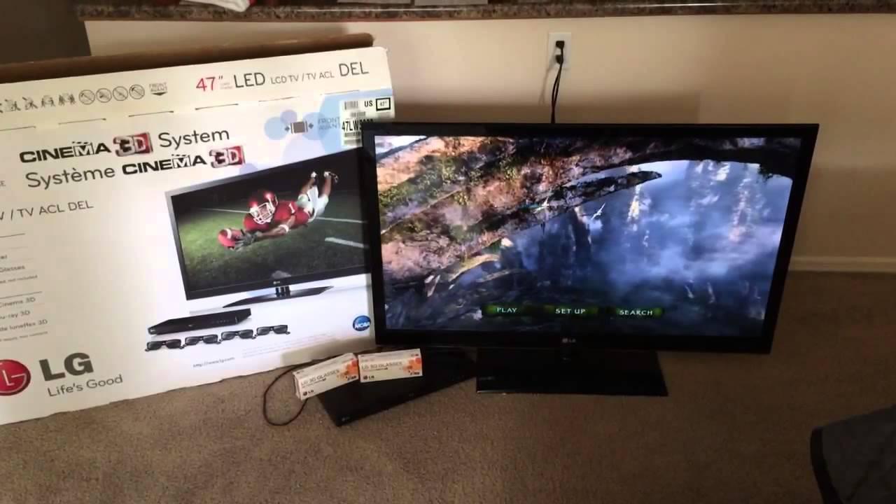 LG 47LW5300 TV TREIBER WINDOWS XP