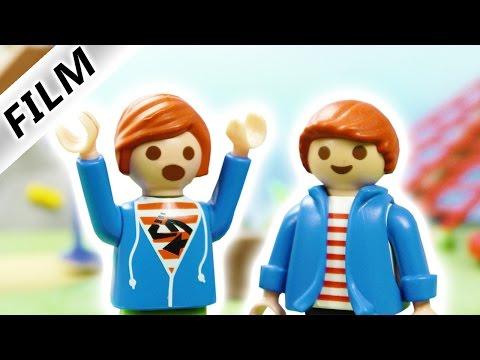 Playmobil Film deutsch | JULIAN HAT EINEN ZWILLING?! NACH DER GEBURT GETRENNT?!  Familie Vogel