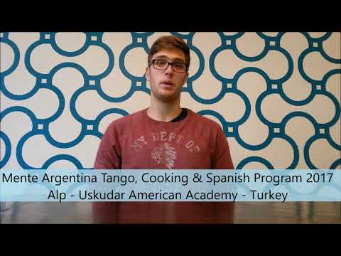 Tango, Cooking and Spanish Courses in Buenos Aires, Argentina by Alp @ Mente Argentina
