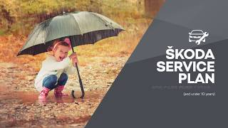 ŠKODA Service plan – Cars Over 1 year