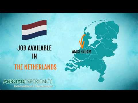 Jobs in the Netherlands - German Trader