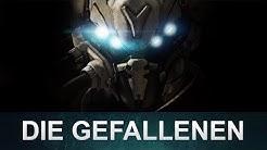 Destiny Geschichte: Die Gefallenen (Deutsch/German)