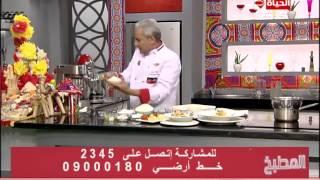 برنامج المطبخ – بسكويت جوز الهند والشوكولاتة – الشيف يسري خميس – Al-matbkh