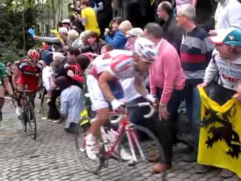Ronde van Vlaanderen 2011 - Muro di Grammont - Kapelmuur