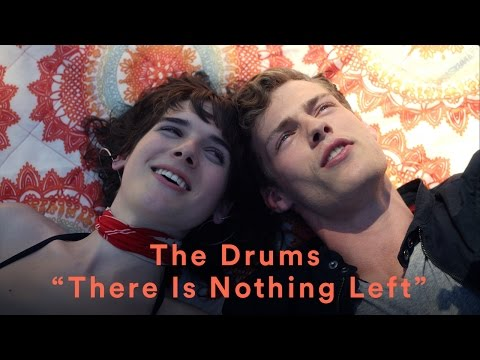 "The Drums - ""There is Nothing Left"" (Official Music Video)"