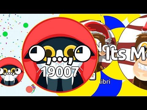 1001 CELLZ.IO PLAYERS VS SOLO AGARIO TRICK ( Game Like Agar.io )
