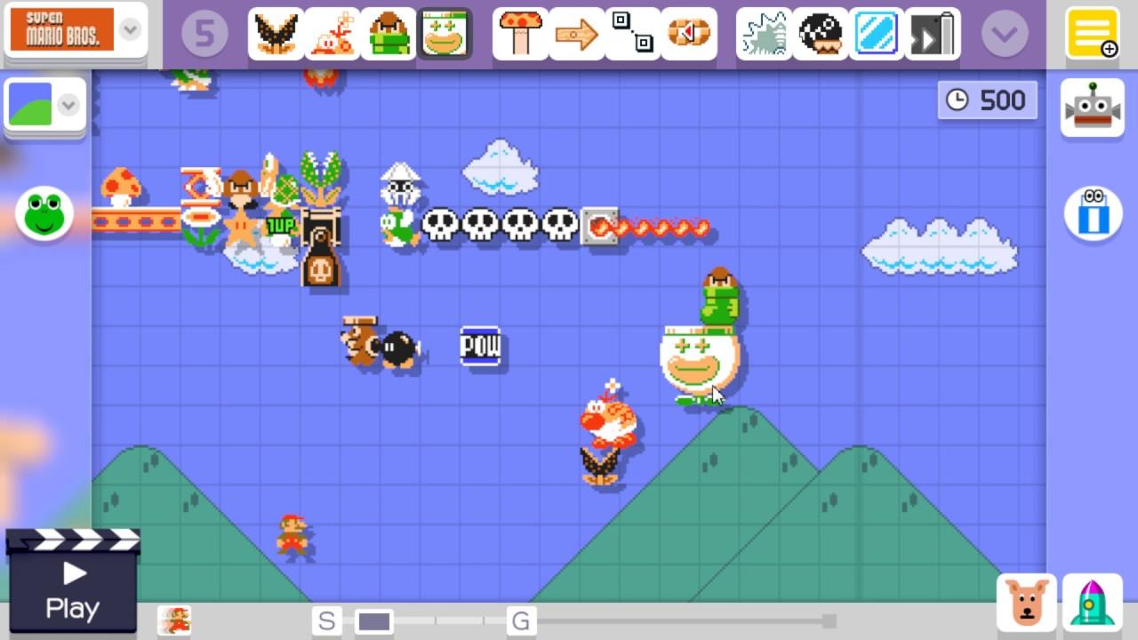Super Mario Maker - CEMU Wiki