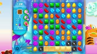 Candy Crush Soda Saga - Level 144 - No boosters