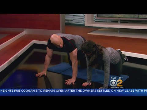 Fitness Tips With Jasson Finney