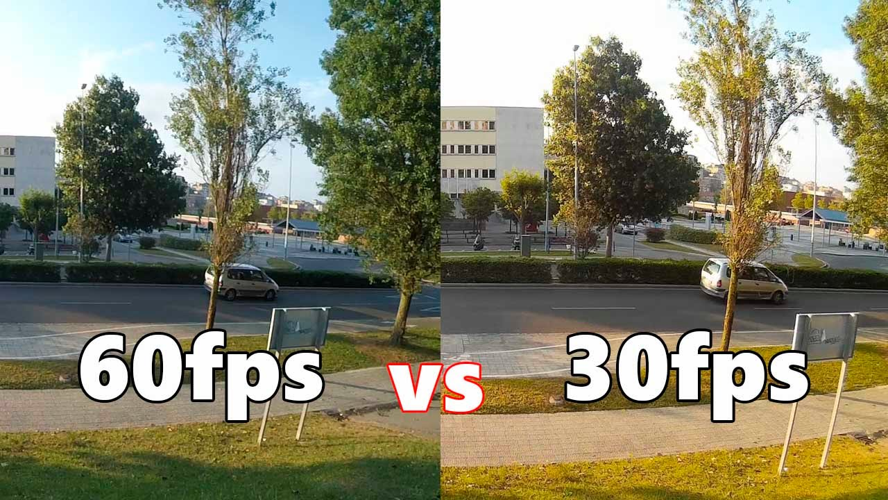 60fps vs 30fps, diferencias en cámara lenta - YouTube