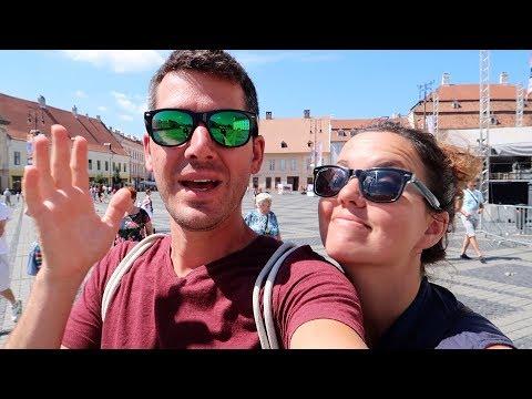 Lui hat sich in Sibiu verliebt... ・Vlog #58