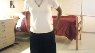 stud dancing to Jamie Foxx-Slow