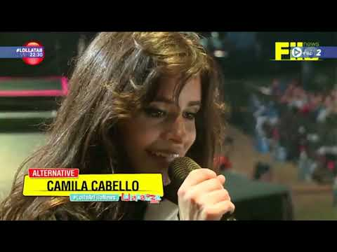 Camila Cabello - Real Friends (@Lollapalooza Argentina2018)