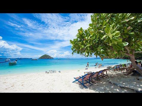 Trip To Banana Beach On Coral Island Koh Hey | Phuket, Thailand 2019