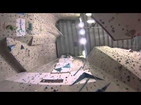 Klettern in der Bronx Halle Köln 31.01.2014