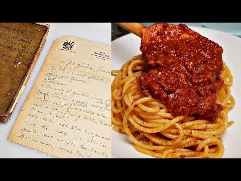 Spaghetti and Meat Sauce | Meat Sauce Recipe | Easy Spaghetti Sauce