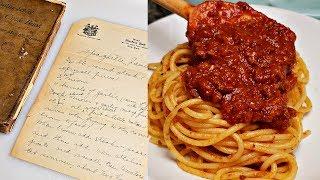 Spaghetti and Meat Sauce  Meat Sauce Recipe  Easy Spaghetti Sauce