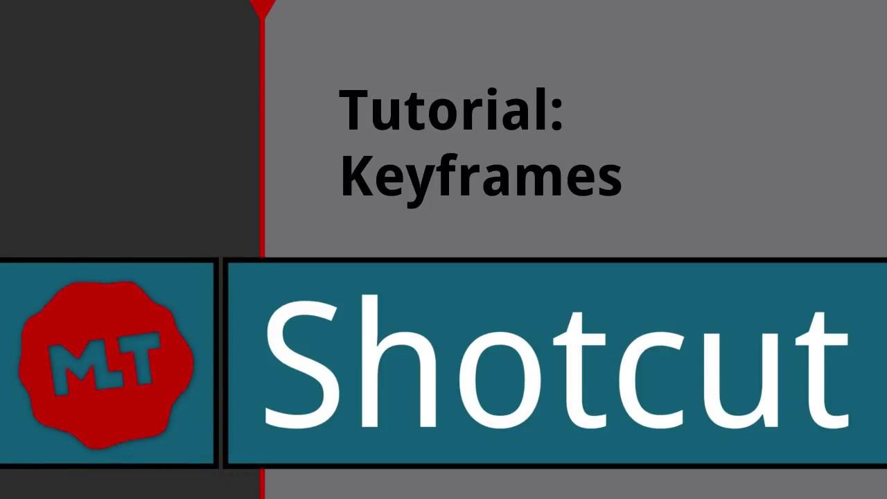 Shotcut - New Version 18 05 Adds Keyframes!