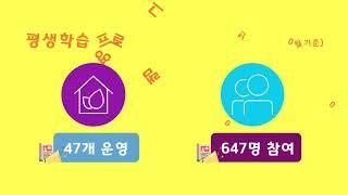 진천군 행복학습센터 언택트 성과보고회 2탄