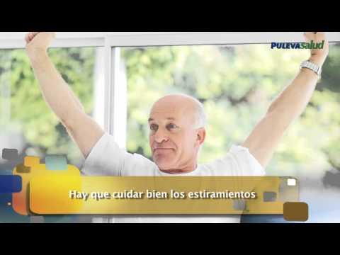 Si tengo osteoporosis ¿Qué tipo de ejercicio me viene mejor? -- www.pulevasalud.tv