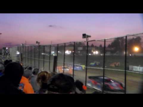 Late Model Heat 1 @ Marshalltown Speedway 05/05/17