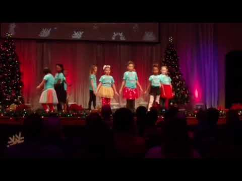 Redemption dance at Family Christian center School