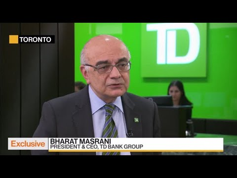 TD Bank CEO Brushes Aside Bearish Calls On Canadian Banks