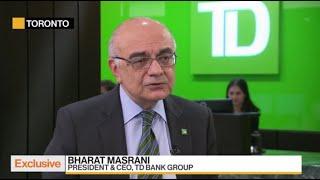 TD Bank CEO brushes aside bearish calls on Canadian banks