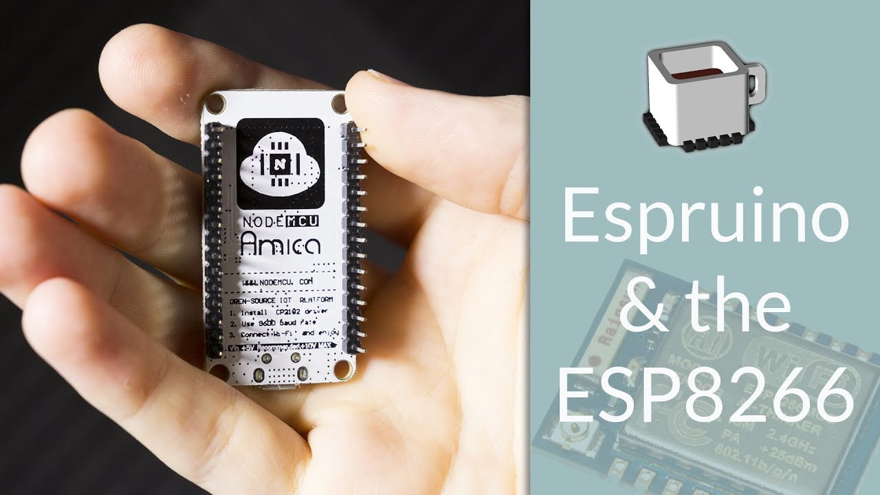 How to Flash/Install Espruino on an ESP8266 Dev Board/Microcontroller  (MacOS)