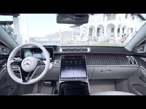 Nuevo Mercedes Clase S modelo 2021