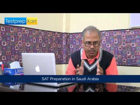 SAT Preparation in Saudi Arabia - TestprepKart