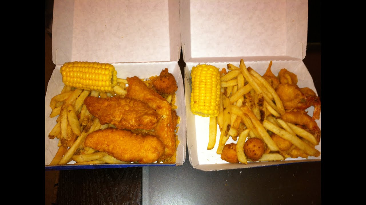 Long john silver 39 s 2 for 10 chicken fish shrimp for Fish and more
