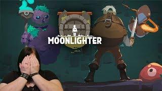 Moonlighter - Lofciam mocno!
