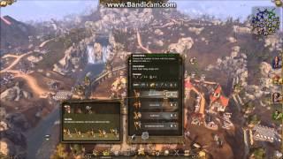|The Settlers 7 - Skrimish Battles Gameplay -  PART 1/4 | FULL HD 1080p|