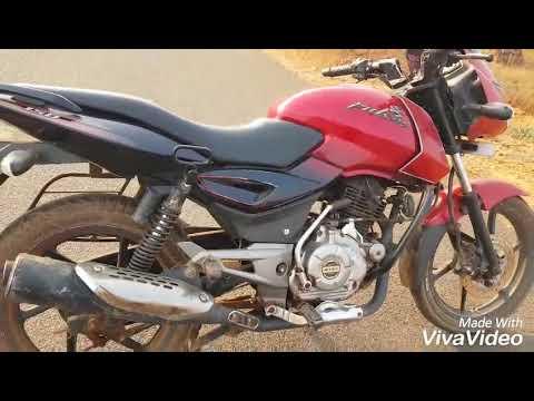 Wheelie,sToPpies Nd Burnout IN My Bajaj Pulsar  150 Cc. .