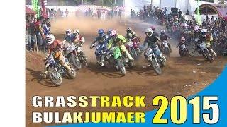 Motor Cross  Grasstrack Sirkuit Bulakjumaer Langkaplancar Pangandaran 2015